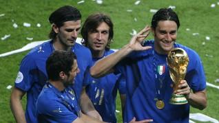 Fakta Menarik Perjalanan Karier Andrea Pirlo