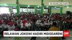 Ribuan Relawan Jokowi Bersiap Hadiri Midodareni Kahiyang-Bobb