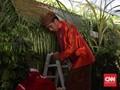 Arti Istimewa Motif Batik Truntum Jokowi di Siraman Kahiyang