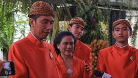 Jokowi Siap Dukung Gibran dan Kaesang Jika Maju Pilkada Solo