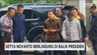 Setya Novanto Berlindung di Balik Presiden Jokowi