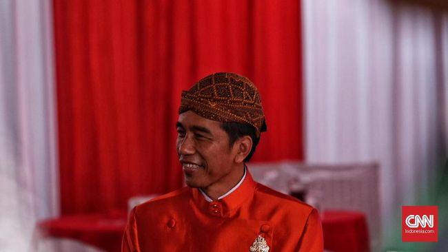 Pesan Jokowi untuk Kahiyang: Hati-hati Membina Rumah Tangga
