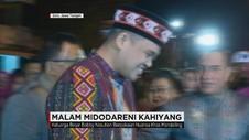 Prosesi Midodareni Kahiyang-Bobby Berlangsung Lancar