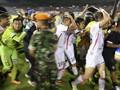 PSM Pasrah Usai Suporter Lempari Pemain Bali United