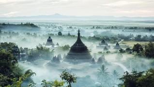 Konflik Rohingnya Jadi Alasan Myanmar Sepi Turis