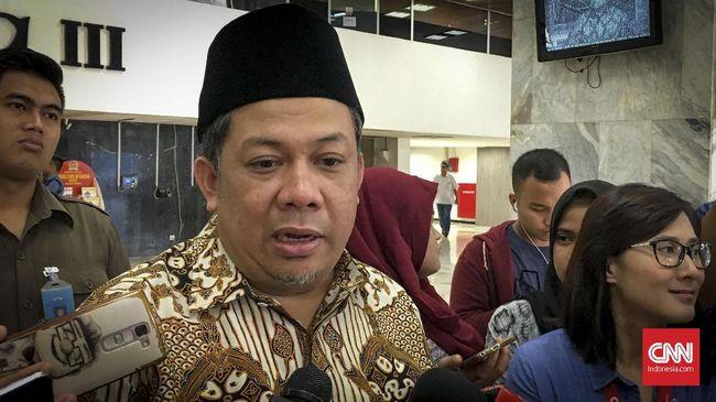 Nikahan Kahiyang-Bobby, Fahri Nilai Jokowi Tak Hormati Hukum