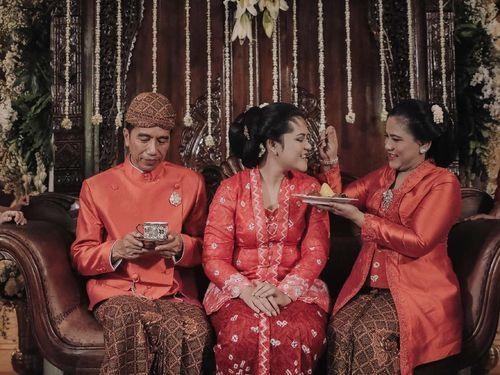Pernikahan Sederhana Kahiyang dan Bobby, Bisakah Dijadikan Wedding Goals?