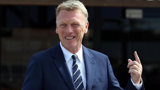 Resmi: David Moyes Latih West Ham United