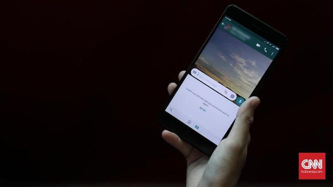 3 Hari Lagi Kominfo Janji GIF WhatsApp Bisa Kembali Diakses