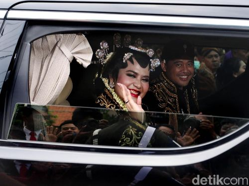 Besan Jokowi Ingin Cucu, Butuh Berapa Lama untuk Hamil Setelah Menikah?