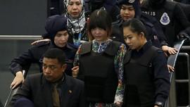 Tersangka Kasus Kim Jong-nam Yakin Bebas Pekan Depan