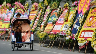 Becak Dinilai Tak Layak Jadi Transportasi di Jakarta
