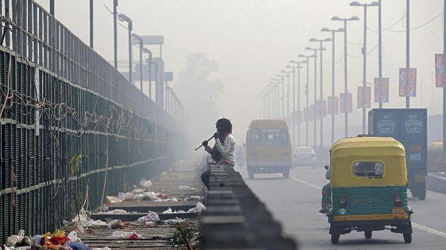 WHO: Lebih dari 90 Persen Anak di Dunia Hirup Udara Beracun