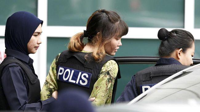Keluarga Minta Tersangka Kasus Kim Jong-nam Tak Hilang Harap