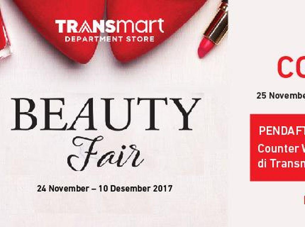 Yuk Ikut Tantangan Cantik di Makeup Competition Transmart Carrefour