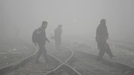 Udara Jakarta Terburuk, Pemprov Salahkan Kendaraan Pribadi