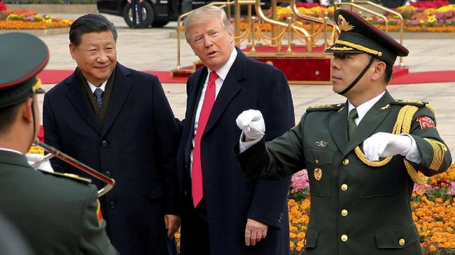 Minim Persiapan, Perdamaian Dagang China-AS di G20 Menipis