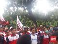 Buruh Merasa Jadi Komoditas Politik dan Korban Anies-Sandi