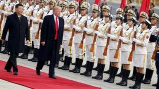 Perang Dagang, China Pangkas Kepemilikan Surat Utang AS