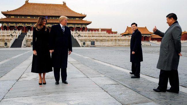Parlemen AS Akan Rancang UU Pembatasan Pelajar China ke AS