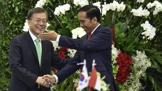 Presiden Korsel Tawarkan Kerja Sama Pindah Ibu Kota ke Jokowi