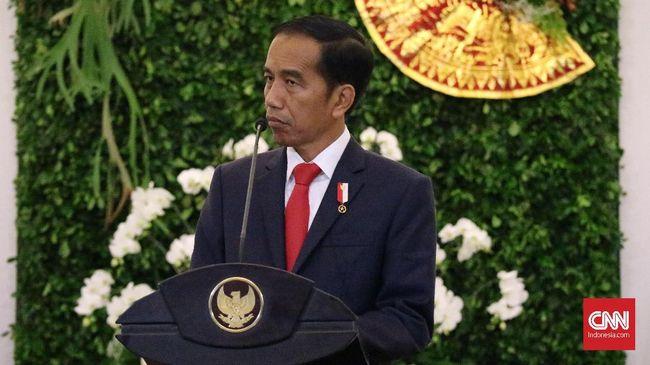 Jokowi Mengaku Sedih Anaknya Enggan Lanjutkan Bisnis Mebel