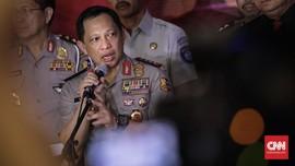 Polri Sebut Video Pidato Tito soal Ormas Banyak Dipotong