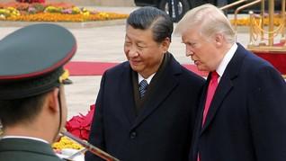 Trump 'Pede' China Tentukan Sepakat Dagang saat G20
