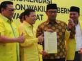 Di Hadapan Kader Golkar, Ridwan Kamil Sebut Niat Masuk Partai