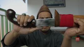 Junaidi, 'Jawara' Golok dari Rawa Belong