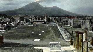 Prasasti Bantu Peneliti Ungkap Fakta Terbaru Kota Pompeii