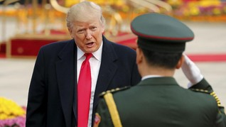 Tak Terima Diejek Tua, Trump Sindir Jong-un Pendek dan Gendut