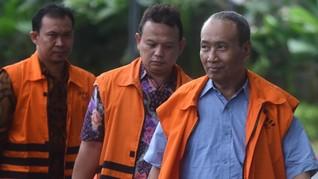 KPK Tuntut Kuasa Hukum PT Aquamarine Divindo 3 Tahun Penjara