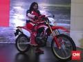 Honda Boyong Motor Trail CRF Versi Mesin Lebih Kecil