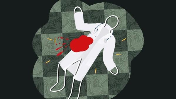 dr Letty Ditembak Mati Suami