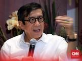 Yasonna Ungkap Alasan Terbitkan SK untuk Hanura Kubu OSO
