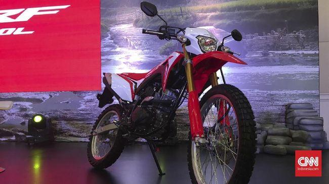 Bisnis Motor Sport Kian Lesu, Honda Seriusi Pasar Motor Trail