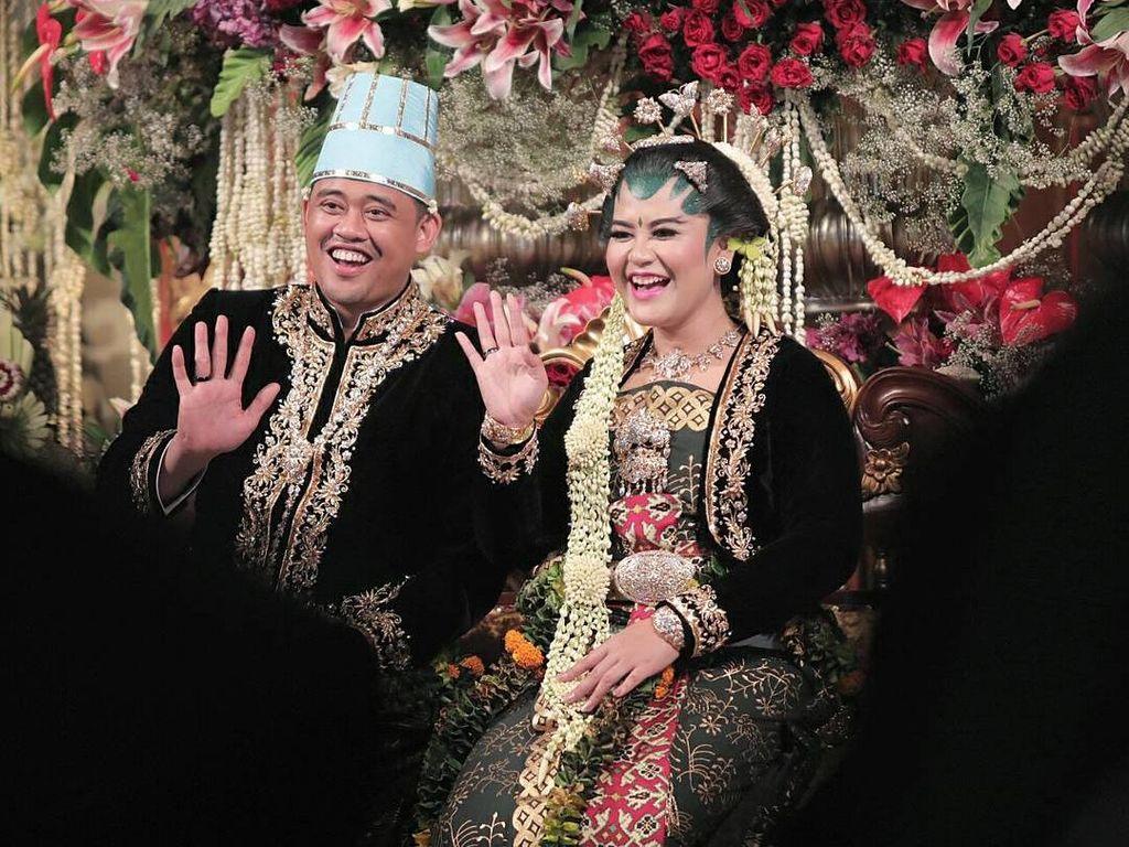 Inspirasi dari Pernikahan Kahiyang Ayu dengan Adat Solo Basahan Keprabon