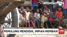 Pemulung di Kupang Bangun Sekolah Gratis