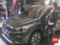 Suzuki Resmi Boyong SX4 S-Cross Terbaru ke Indonesia