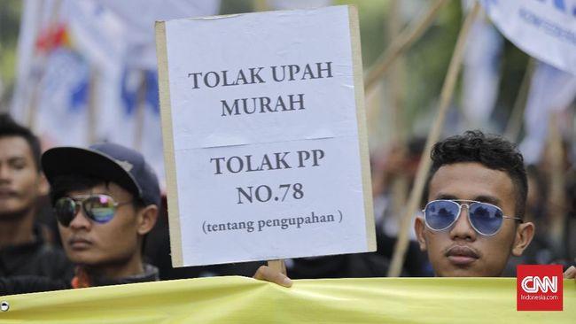 Hitung PDB dan Inflasi Daerah, UMP DKI 2018 Bisa Lebih Tinggi