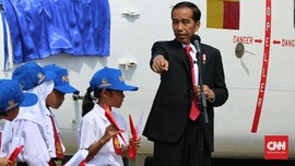 Jokowi Ingin Rombak Sistem Pendidikan Besar-besaran