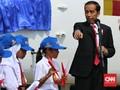 Cerita Anak SD Muntah di Samping Jokowi dan Kesigapan KSAU
