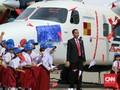 Presiden Sanggupi Dana Rp200 Miliar Untuk Kembangkan Pesawat