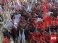 FOTO: Buruh Tagih Janji UMP DKI ke Anies-Sandi