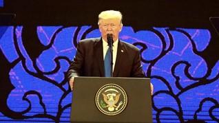 APEC 2017, Donald Trump Puji Trik Indonesia Hapus Kemiskinan