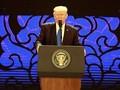 Trump Tuduh China Loloskan Minyak ke Korut
