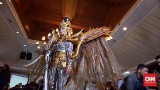 Indonesia Bawa Kostum 'Lembuswana' ke Miss Supranational 2017