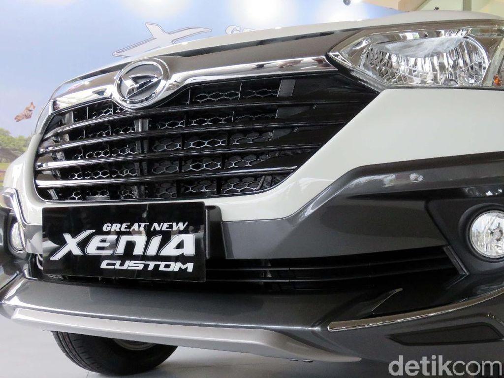Terios disusul oleh Daihatsu Xenia di urutan ke-19 yang terjual 524 unit. Foto: Ruly Kurniawan