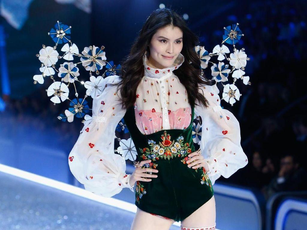 Victorias Secret Fashion Show di Shanghai, 7 Model asal China Ini Akan Eksis